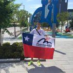 Joseph Cherkashyn cayó en segunda ronda del Preolímpico de Boxeo