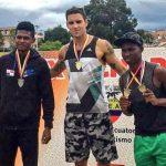 Álvaro Cortez ganó medalla de oro en el Grand Prix de Atletismo de Cuenca