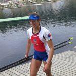Chile asegura dos cupos para el remo en los Juegos Olímpicos de Río 2016