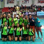 Balónmano Ovalle se coronó campeón de la Liga Nacional Femenina de Handball 2015