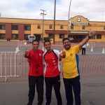 Edward Araya logra nuevo récord chileno de 50 kilómetros marcha