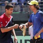 Hans Podlipnik y Julio Peralta cayeron en semifinales de dobles en México