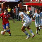 Chile y Argentina empatan por el Sudamericano de Fútbol Femenino Sub 17