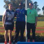 Karen Gallardo cierra con medalla de plata la participación del atletismo chileno en Argentina