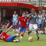 Chile cayó ante Paraguay en su debut por el Sudamericano de Fútbol Femenino Sub 17