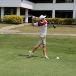 Chile lidera la competencia masculina tras primera jornada del Sudamericano Juvenil de Golf
