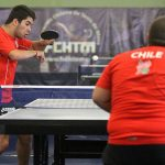 Matías Pino se prepara para los Juegos Paralímpicos de Río de Janeiro
