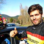 Benjamín Israel definirá navegante para el Rally Mobil 2016 entre dos experimentados candidatos
