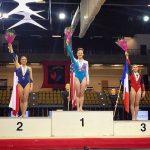 Simona Castro logra medalla de plata en el International Gymnix 2016