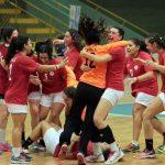 Chile logra histórica clasificación al Mundial Junior Femenino de Handball