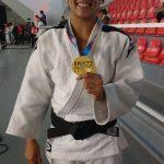 Judith González logra medalla de oro en el Panamerican Open Santiago de Judo