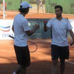 Hans Podlipnik y Julio Peralta se titularon campeones de dobles del ATP Cachantún Cup