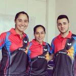 Chile festejó en damas y varones en el Mundial por Equipos de Tenis de Mesa