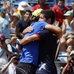 Chile avanza a la final de la Zona I Americana de Copa Davis