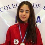 Katina Proestakis finalizó su participación en el Mundial Juvenil de Esgrima