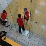 Ari Weissbrot asegura medalla para Chile en el Panamericano de Racquetball