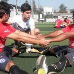 Selección Chilena de Fútbol Ciego inició los trabajos con miras a la Copa América 2017