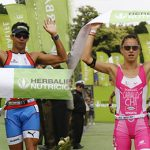 Valentina Carvallo y Felipe Barraza se alistan para la Copa del Mundo de Triatlón en Australia