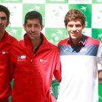 Hans Podlipnik abrirá la serie de Copa Davis ante República Dominicana