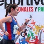 Anastasia Sanzana bate récord nacional juvenil de marcha y clasifica a Mundial de Italia