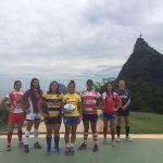 Chile 7 Damas alcanzó la final de bronce en Río de Janeiro