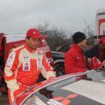 Equipo Rosselot se prepara para enfrentar el Rally de Los Valles en Salamanca