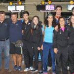 Chile logró tres medallas de bronce por equipos en el Sudamericano Infantil Juvenil de Tenis de Mesa
