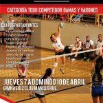 Linares y Boston College se titularon campeones de la Copa Gevert de Volleyball