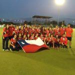 Chile gana medalla de bronce en el Panamericano Junior Femenino de Hockey Césped