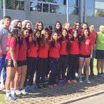 Este martes comienza el Panamericano Juvenil Femenino de Handball en el CEO