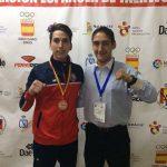 Ignacio Morales ganó medalla de bronce en el Open España de Taekwondo