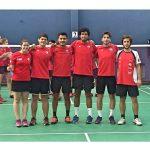 Chile asegura dos medallas en el Panamericano de Badminton