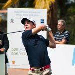 Chile se acerca a revalidar el título masculino del Sudamericano Juvenil de Golf
