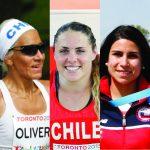 Abanderada de Chile para los Juegos Olímpicos será elegida por votación popular