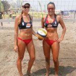 Francisca Rivas y Pilar Mardones cayeron en cuartos de final en Paraguay