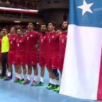 Chile se despidió del Preolímpico de Handball con estrecha derrota ante Macedonia