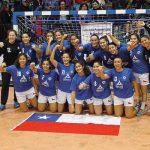 Chile clasificó al Mundial Juvenil Femenino de Handball