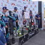 Maxi Scheib hace historia al ganar la primera fecha del Superbike europeo
