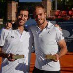Hans Podlipnik se tituló campeón de dobles del Challenger de Torino