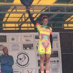 Paola Muñoz ganó el GP de Schellebelle en Bélgica