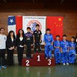 Puente Alto recibió la exitosa cuarta versión del Campeonato Chileno Junior de Wushu