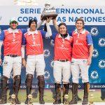 Chile se tituló campeón de la Copa de las Naciones de Polo