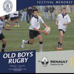 Old Grangonian Club recibirá gran encuentro de rugby infantil