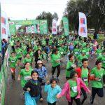 Temuco recibió una nueva fecha de la Corrida Milo 2016