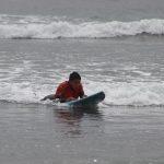 Este domingo finalizó el I Campeonato Nacional de Surf Adaptado