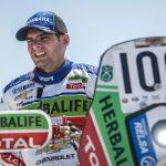 Ignacio Casale ganó la primera etapa del Rally de Qatar