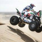 Ignacio Casale se mantiene liderando el Rally de Qatar