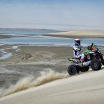 Ignacio Casale consolida su ventaja en el Rally de Qatar