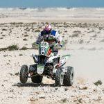 Ignacio Casale ganó la cuarta etapa del Rally de Qatar