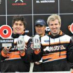 Joaquín Ruiz de Loyzaga marca distancia respecto a sus rivales en la R2 del Rally Mobil 2016